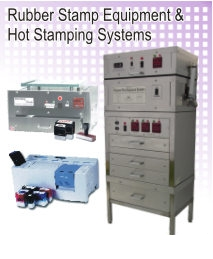 Rubber Stamp Equipment and Hot Stamping Systems